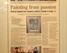 Painting_From_Passion_911_Newspaper_Article